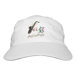 Colorful Jazz Music Hat