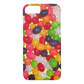 colorful jelly bean collection iPhone 8/7 case