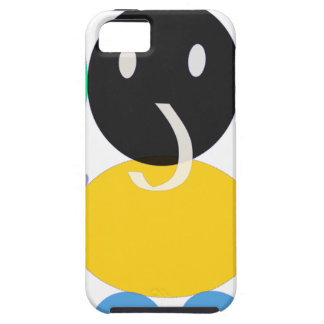 colorful Jumbo iPhone 5 Cases