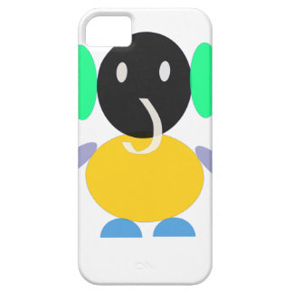 colorful Jumbo iPhone 5 Cover