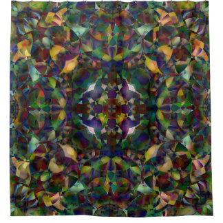 Colorful, Kaleidoscopic Abstract Art