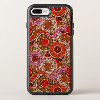 Colorful Kaliedoscope Mandala Pattern OtterBox Symmetry iPhone 7 Plus Case