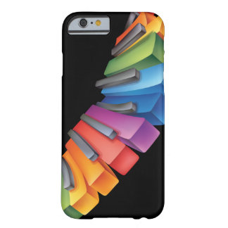 Colorful Keyboard Cool Music Barely There iPhone 6 Case