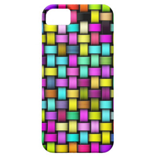 Colorful knitted texture iPhone 5 cases