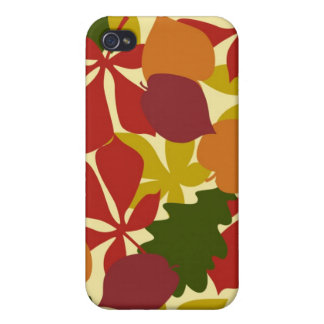 Colorful Leaves Speck Case iPhone 4/4S Case