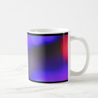 Colorful LED Lights Coffee Mug