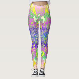 Colorful♥ Leggings