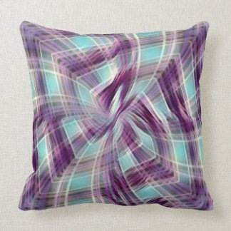 Colorful Lienzo Throw Pillow