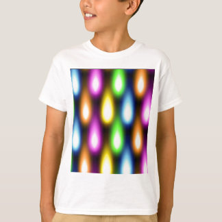 Colorful Light Effects T-Shirt