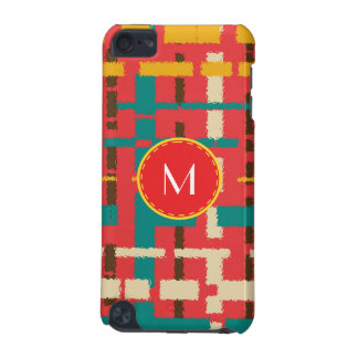 Colorful line segments iPod touch 5G cases