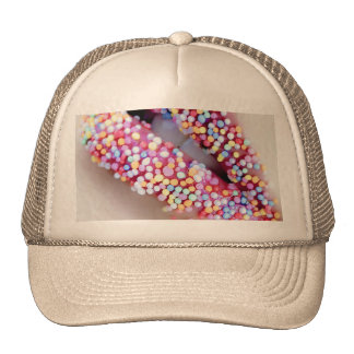 Colorful Lips Hat