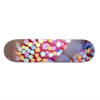 Colorful Lips Skate Boards