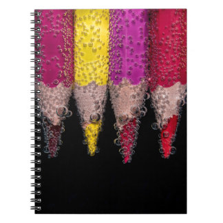Colorful Logo Notebook