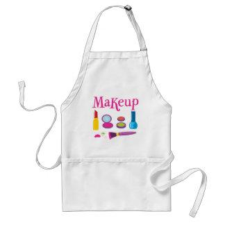 Colorful Makeup Standard Apron