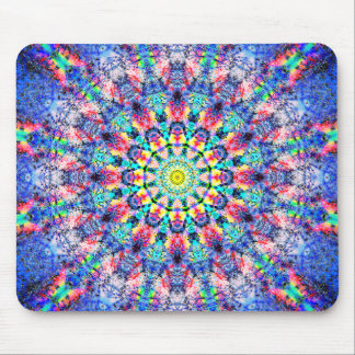 Colorful Mandala Art Mouse Pad