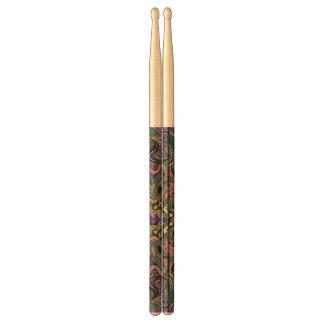 Colorful Mandala Mystical Drumsticks