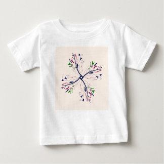 Colorful mandala vanilla baby T-Shirt