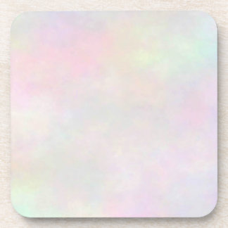 Colorful Marble Feeling Pattern Beverage Coaster
