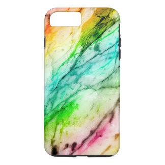 Colorful Marble Pattern iPhone 8 Plus/7 Plus Case