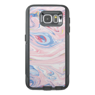 Colorful Marble Pattern OtterBox Samsung Galaxy S6 Case
