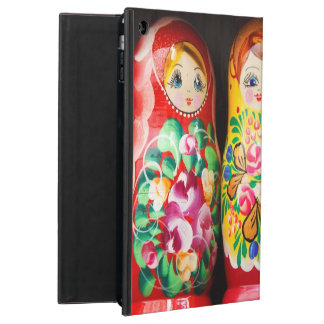 Colorful Matryoshka Dolls Cover For iPad Air