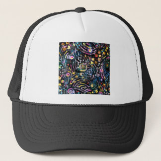 Colorful Maze 1 Trucker Hat