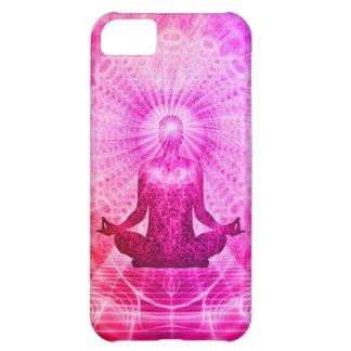 Colorful Meditation Spiritual Yoga iPhone 5C Case