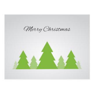 COLORFUL MERRY CHRISTMAS | HOLIDAY PHOTO POSTCARD