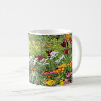 Colorful Mid-Summer Gardens! 2s Coffee Mug