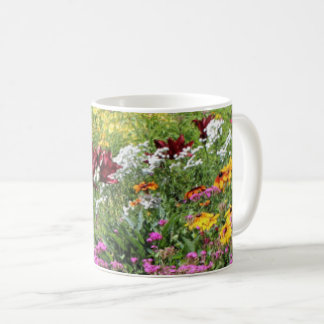 Colorful Mid-Summer Gardens! 3s Coffee Mug