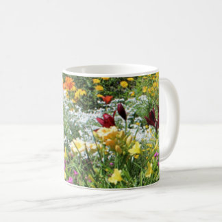 Colorful Mid-Summer Gardens! 5s Coffee Mug