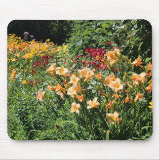 Colorful Mid Summer Gardens! Mouse Pad