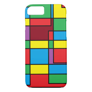 Colorful Mind iPhone 8/7 Case