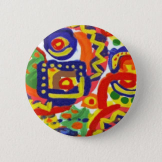 Colorful Mind Pin
