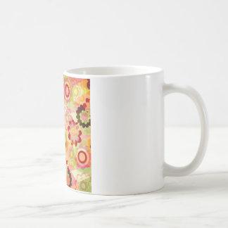 Colorful MIX Classic White Coffee Mug