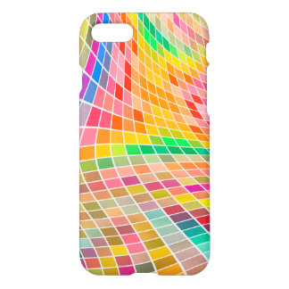 Colorful Mix Pattern iPhone 7 Case
