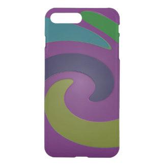 Colorful Mod Purple iPhone 7 Plus Case