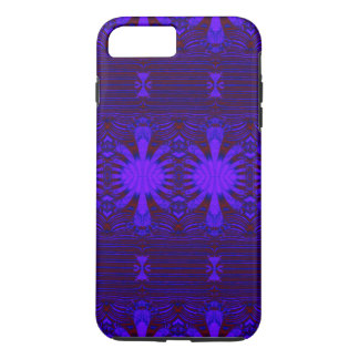 Colorful modern abstract design iPhone 7 plus case