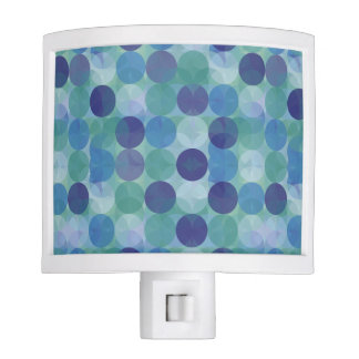 Colorful Modern Abstract Nite Light