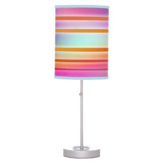 Colorful Modern Artistic Striped Lamp