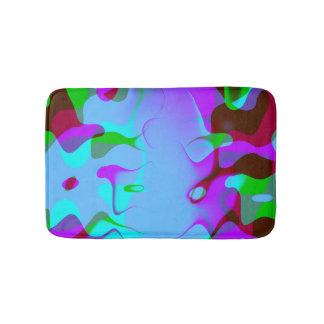 Colorful Modern Pattern Bath Mat