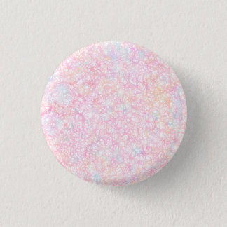 Colorful Modern Strings - Pearl Pastel 1 Inch Round Button