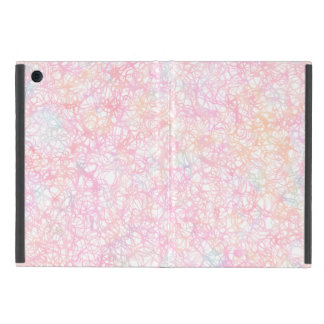 Colorful Modern Strings - Pearl Pastel Cover For iPad Mini