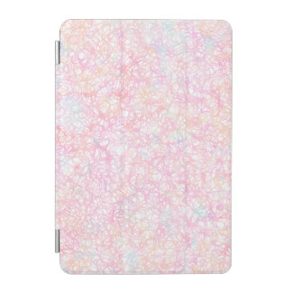 Colorful Modern Strings - Pearl Pastel iPad Mini Cover