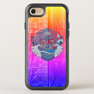 Colorful Monkey Business OtterBox Symmetry iPhone 8/7 Case