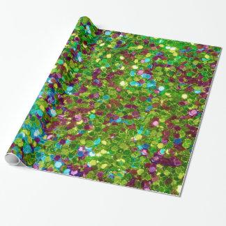 Colorful Mosaic Glitter