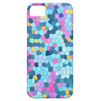 Colorful Mosaic iPhone 5 case