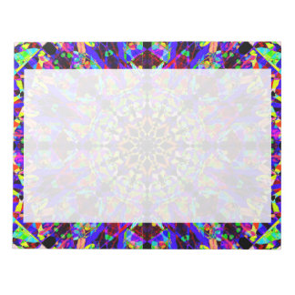 Colorful Mosaïc Mandala Notepad