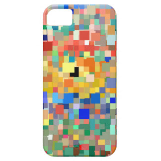Colorful Mosaic Pattern #2 iPhone 5 Cases