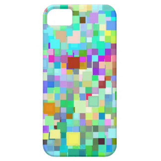 Colorful Mosaic Pattern #3 iPhone 5 Covers